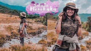 Solo Girl Travels to Arunachal Pradesh | Menchuka/Mechuka
