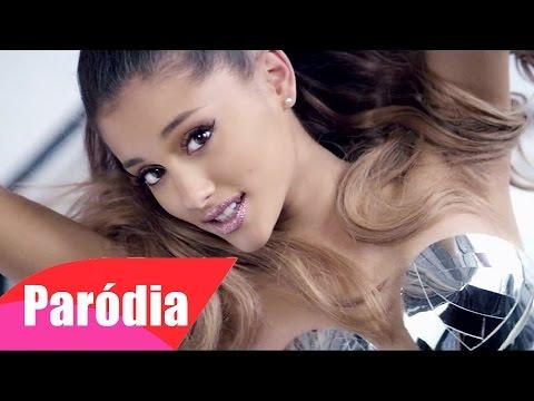 Ariana Grande - Break Free Ft Zedd (Paródia/Redublagem)