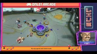 Veja a minha live de Mobile Legends: Bang Bang na Omlet Arcade!