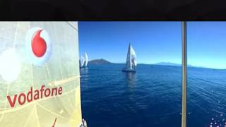 Vodafone Red Famous Cup 360 Derece Görüntüleri #FamousCup16