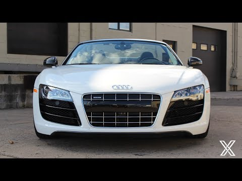 Audi R8 Initial Impressions Review + Drive!