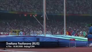 Svetlana Feofanova (RUS) - 4.75m - 18.08.2008 - Beijing/CHN