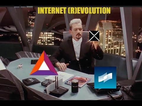 DLT: INTERNET (R)EVOLIUTION / #XRP #BAT #COTI 5