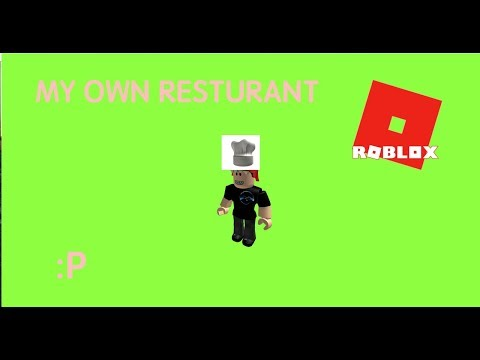 MAKING A RESTAURANT IN ROBLOX|Roblox Resraurant Tycoon