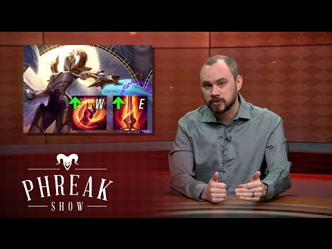 Phreak Show | The Playoffs Patch