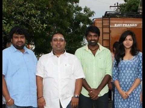 Vijay Sethupathi's Next Is Eskimo Kadhal With Soodhu Kavvum Director | Tamil Movie Launch
