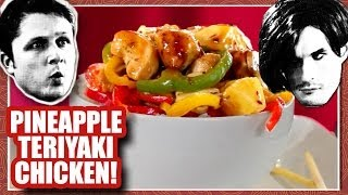 Pineapple Teriyaki Chicken Recipe! - #stirsday