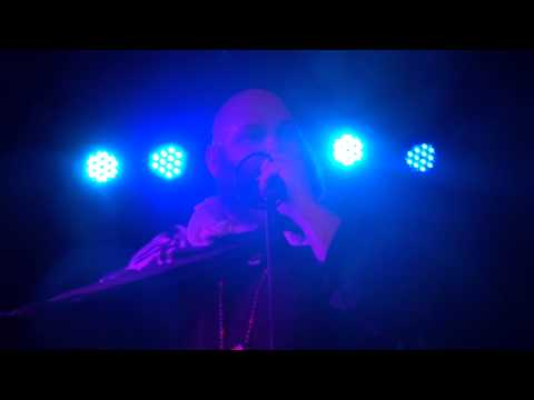 "Sage Francis ""Over Under"" (Live @ The Knitting Factory, Brooklyn, New York)"