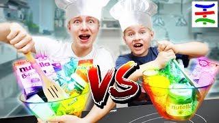 Kuchen Challenge 🍰 OMG so KRASS 😱🥕🌽🍫🥗🍪 TipTapTube 😁 Familienkanal 👨👩👦👦