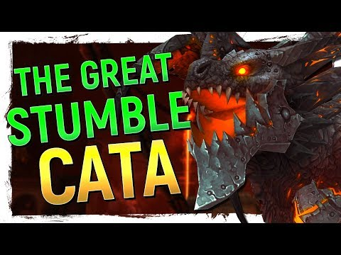 World of Warcraft Cataclysm... 8 Years Later: The Beginning Of WoW's Decline [1/2]