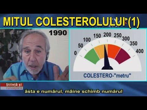 Bruce Lipton despre Mitul Colesterolului_Ep1