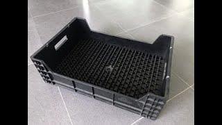 Производство пресс-формы для сложного пластикового ящика(изготовление пресс-форм для пластикового ящика в Китае http://www.china-pressform.com., 2015-10-27T02:33:58.000Z)