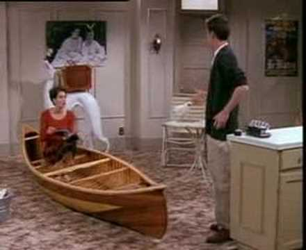 Paget Brewster on Friends 2