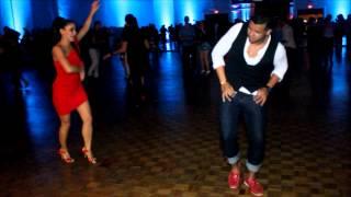 Shani Talmor & Ernesto Bulnes - Miami Salsa Congress 2012 (Fri - Social Dancing)