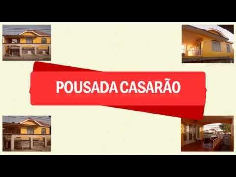 Pousada Casarão / Canção Nova -  Cachoeira Paulista- SP