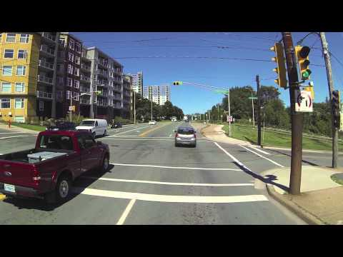 Halifax, NS Driving Tour