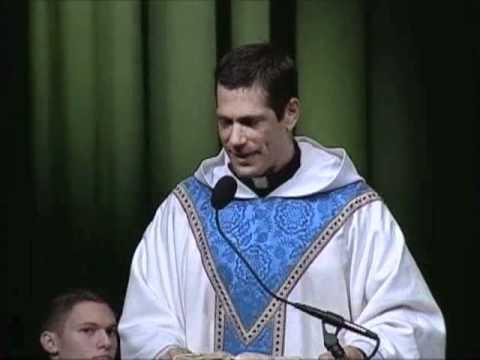 Fr. Mike Schmitz - Word became flesh