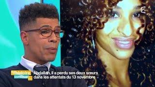 Attentat 13 novembre : témoignage d'une victime - #REPLAY #touteunehistoire