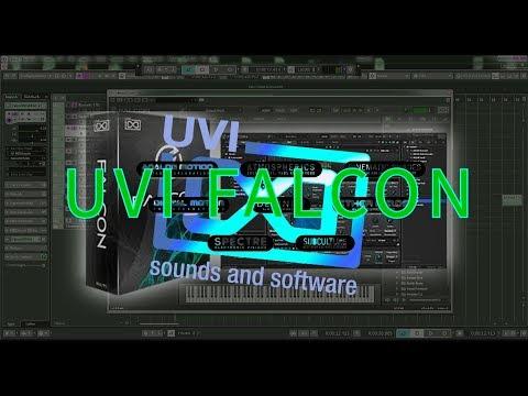 UVI Falcon Hybrid Synth Presets