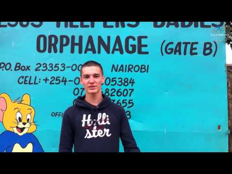 Volunteer Orphanage Program in Kenya | VOLSOL