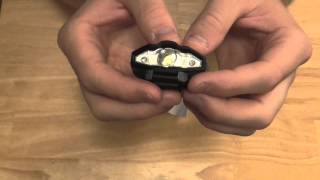 Gear Review: Bushnell H56L Hat Light