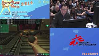 Summer Games Done Quick 2014 - Part 40 - System Shock 2