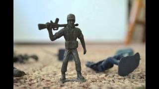 WW2 Stop animation