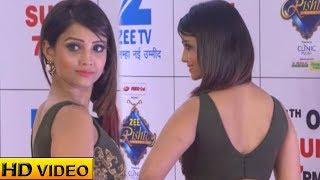 naagins adaa khan aka sheshas bold look at zee rishtey awards 2017