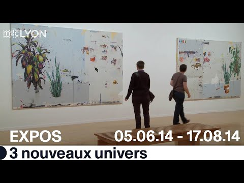 Imagine Brazil / Oliver Beer / Ben Schumacher au MAC Lyon
