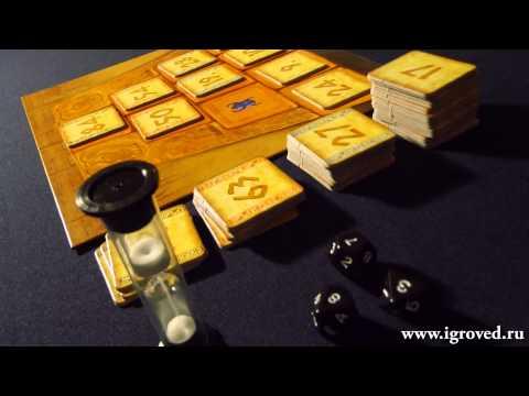 Код Фараона. Обзор настольной игры от Игроведа