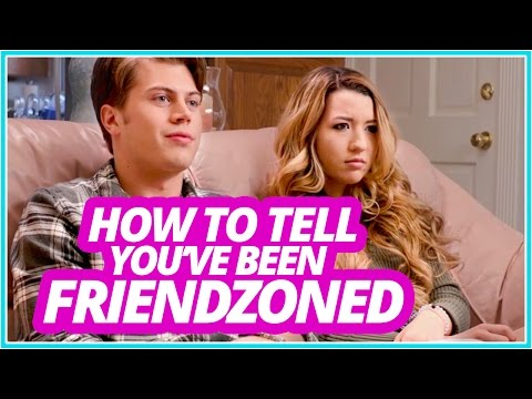 HOW TO TELL if You're in the Friendzone w Mia Stammer
