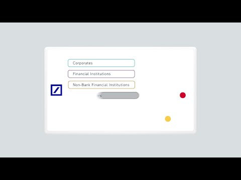 Deutsche Bank is your trust and agency services partner