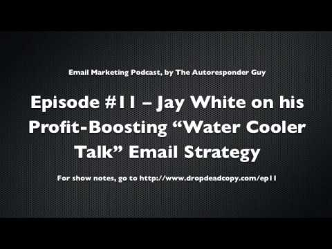 Jay White on his Profit-Boosting