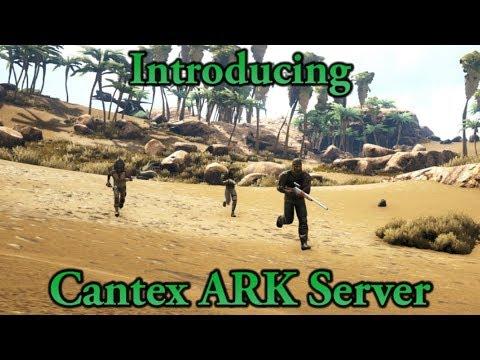Cantex ARK Server (Official Trailer)