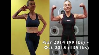 Michele McCloskey's Body Transformation