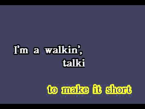 DK70 02   Highway 101   Walking Talking Cryin Barely Beatin [karaoke]