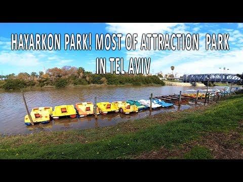 Dating In Hayarkon Park Tel Aviv Israel | Ofw Israel Vlog #12