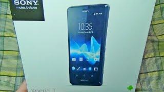 Sony Xperia T LT30p Refurbished(Оновлений) Aliexpress.Розпакування.Міні-огляд.