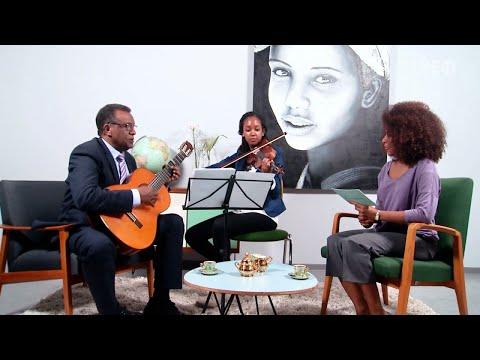 LYE.tv - Weini Sulieman Presents #21- ምሁር ስነ-ሙዚቃ Memhr Solomon Ghebreweldi - Eritrean Talkshows 2017