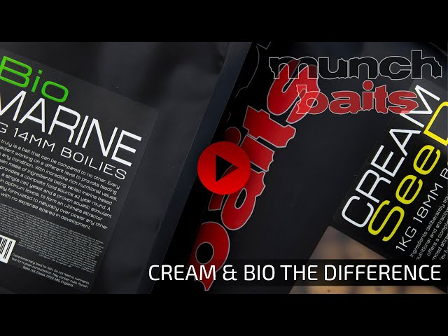 What's the difference between the Cream Seed and the Bio Marine