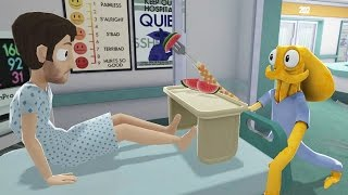 Octodad - Dadliest Catch DLC Shorts - OctoNurse [3]