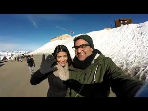 Farellones + Valle Nevado | Birthday Trip | Santiago de Chile