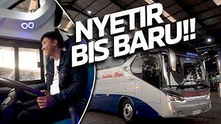 NYOBAIN BUS BARU PO SUMBER ALAM