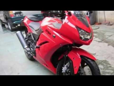Dijual Kawasaki Ninja 250 R 2011 Youtube