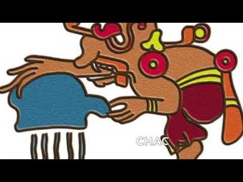 The Mayan - Gods And Goddesses