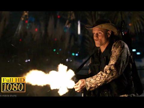 Zombieland (2009) - Tallahassee Vs Zombies Scene (1080p) FULL HD