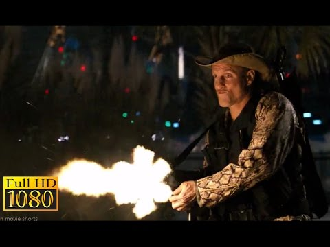 Zombieland (2009) - Tallahassee Vs Zombies Scene (1080p) FULL HD