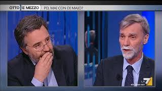 Otto e mezzo - PD, mai con Di Maio? (Puntata 09/04/2018)