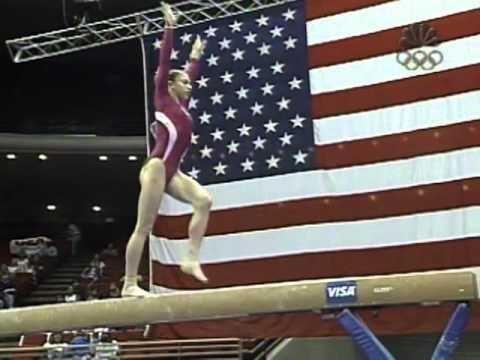 Courtney Kupets - Balance Beam - 2002 Visa American Cup