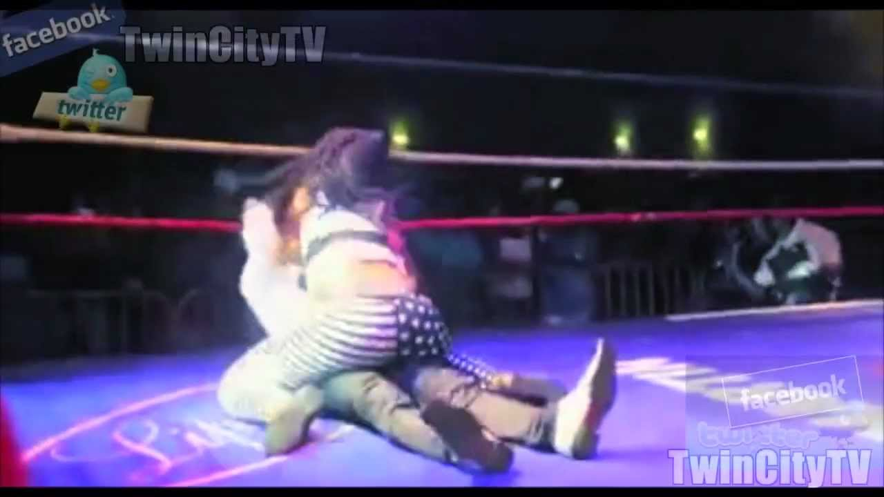 Sex in the wrestling ring